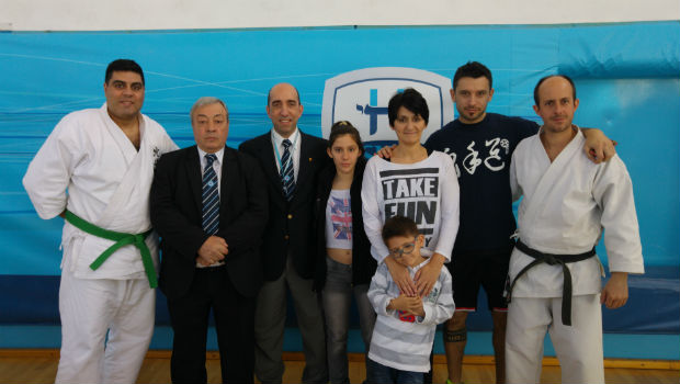 Presencia riverplatense en el Nacional de Karate Do
