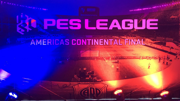 La final de la PES League 2017 se jugó en el Monumental