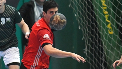 Handball - Liga de Honor Caballeros - Ferro Carril Oeste vs. River Plate