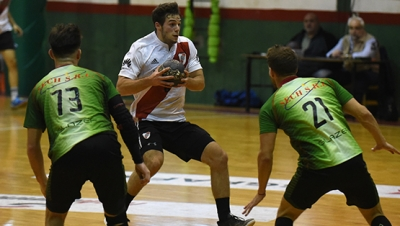 Handball: Vilo vs. River (Metro Apertura de Liga de Honor)