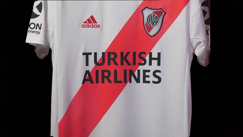 River Plate y Turkish Airlines: un acuerdo global por la camiseta