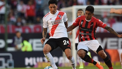 River Plate vs. Patronato (Superliga - Fecha 9)