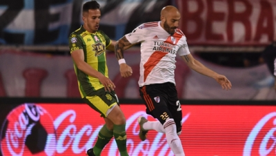 Aldosivi vs. River Plate (Superliga - Fecha 12)