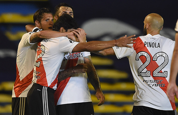 River won in Rosario and qualified