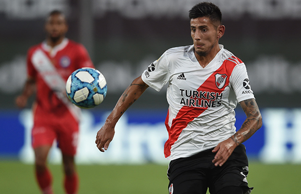 River and Argentinos Juniors drew in Avellaneda