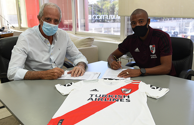 De La Cruz and Carrascal have renewed their contracts with River