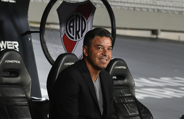Gallardo has made history: best coach in the Americas for the third time